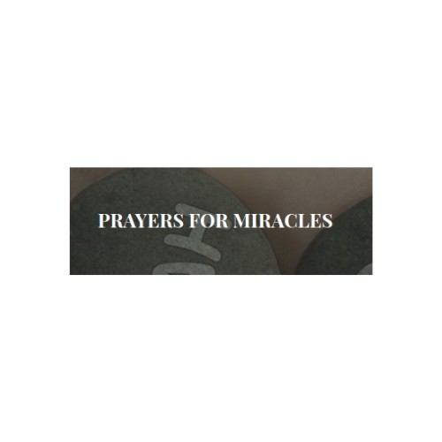 Prayers For Miracles